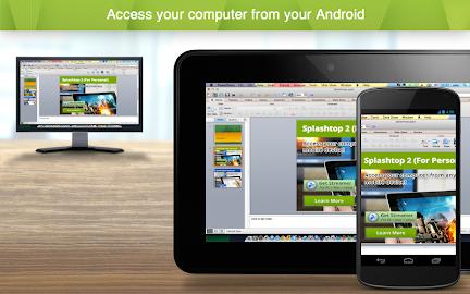Splashtop 2 Remote Desktop Screenshot 3