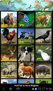 Animal sounds for kids Dora
