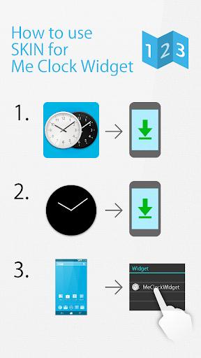 【免費個人化App】寶石心時鐘部件 P -Me Clock Skin-APP點子