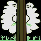 SecretSheep - hide caller ID icon