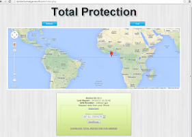 Screenshot of Anti Theft - Total Protection