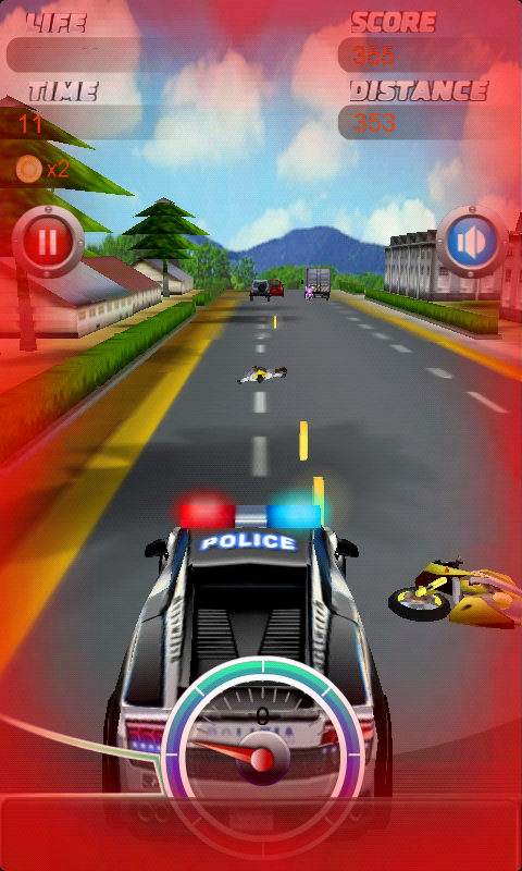 Crazy Moto 3D - screenshot