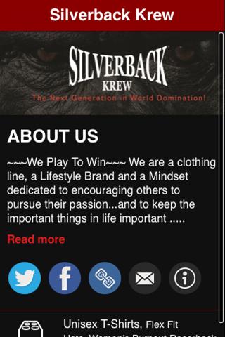 Silverback Krew