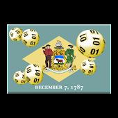 Delaware winning numbers