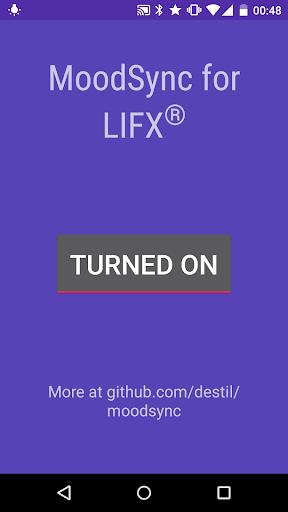 MoodSync for LIFX