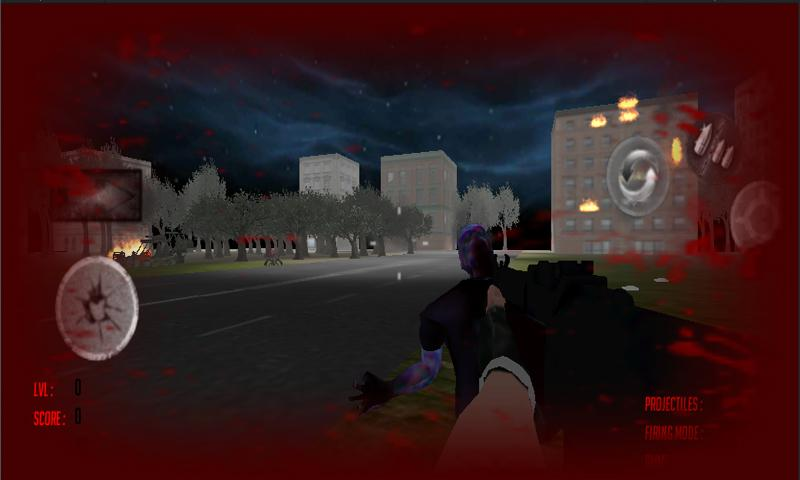 Kamil : The Zombie Hunter - screenshot