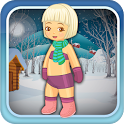 Winter Night Escape icon