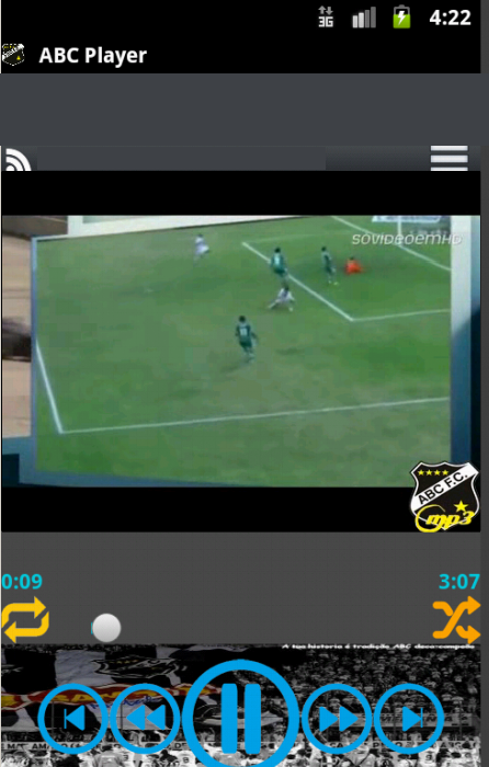 ABC Player - screenshot