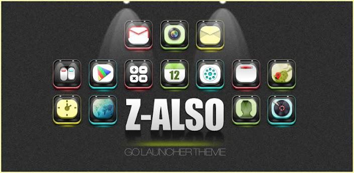 ZAlso GO Launcher Theme