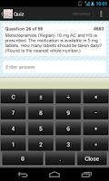 Screenshot of ATI RN Mentor - NCLEX Prep
