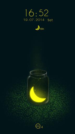 Moon in the Bottle Live Locker