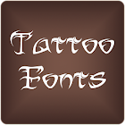 Fonts Tattoo for FlipFont Free icon