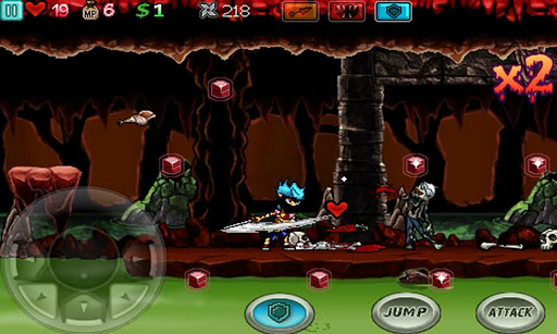 Ghost Ninja:Zombie Beatdown v1.0.5