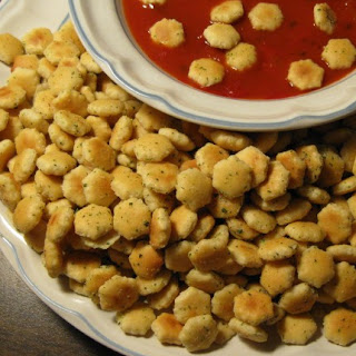 Seasoned Oyster Crackers Without Ranch Dressing Recipes.