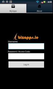 bizapps - screenshot thumbnail