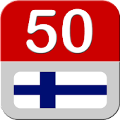 Finnish 50 languages