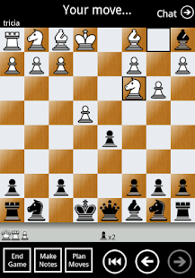 Chess By Post Free - screenshot thumbnail