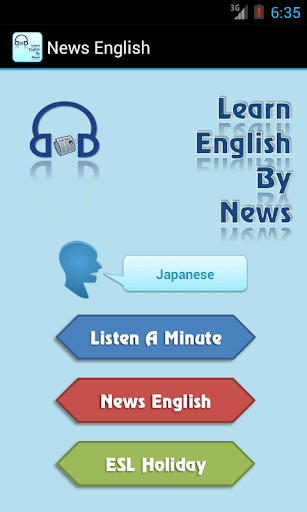 Learn English By News