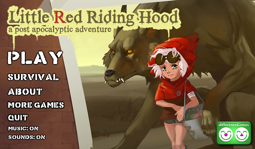 Red Riding Hood Difference