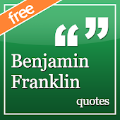 ❝ Benjamin Franklin quotes