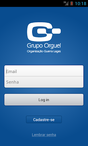 Grupo Orguel - Equipamentos