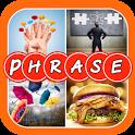 Word Quiz Phrase Puzzle Photos icon