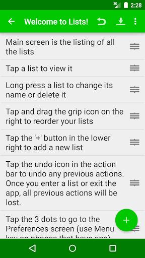 免費生產應用App|Lists!|阿達玩APP