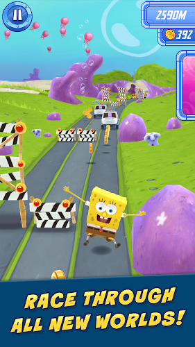 SpongeBob: Sponge on the Run - screenshot