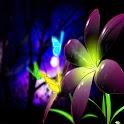 3D flower 015 logo