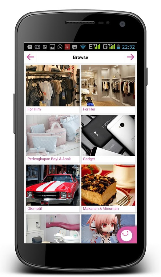 Shoop! Social E-Commerce- screenshot