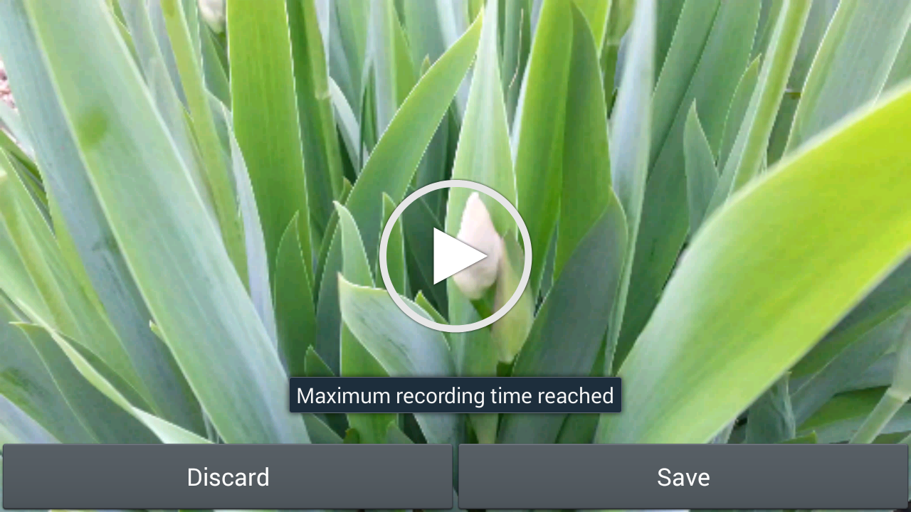 Control Video Recording- screenshot
