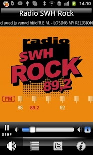 Radio SWH Rock 89.2 FM - screenshot thumbnail