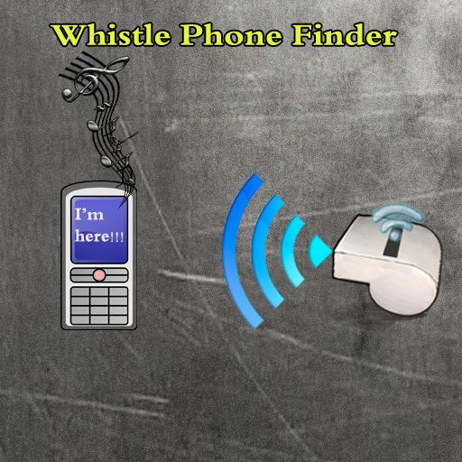 Phone Finder Whistle Pro LOGO-APP點子