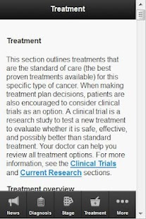 Esophageal Cancer Care - screenshot thumbnail