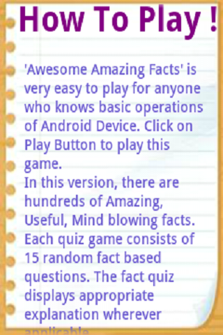 awesome game apps