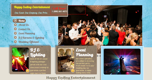 Happy Ending Entertainment