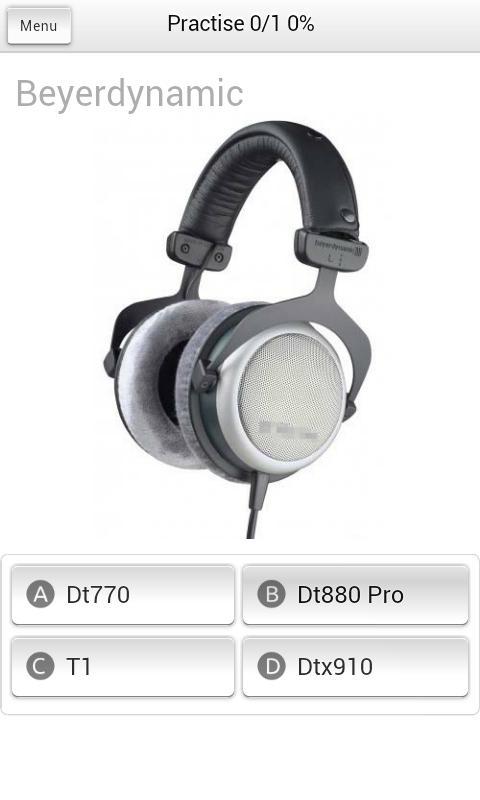 Headphones Master- screenshot