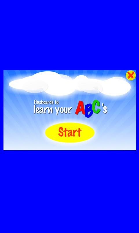 ABC Kids Flashcards - screenshot