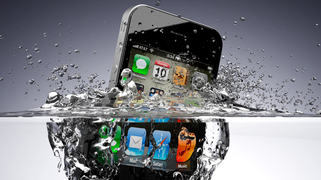 iPhone Splash