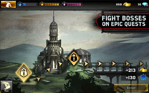 Heroes of Dragon Age v1.1 APK