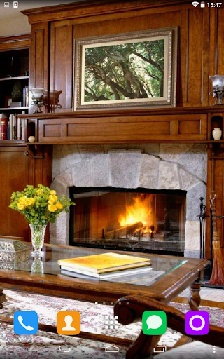Fireplace Live Wallpaper|玩個人化App免費|玩APPs