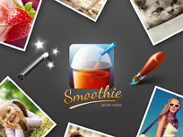 Screenshot of Smoothie Photo Effects Lite