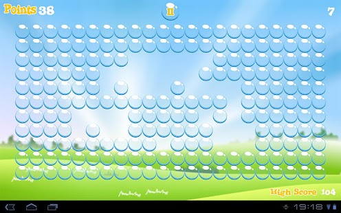 Bubble for tablet- screenshot thumbnail