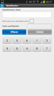 Banque de la Réunion - BRSMART - screenshot thumbnail