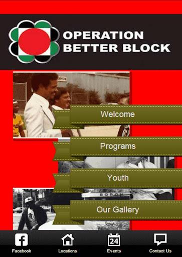 Operation Better Block