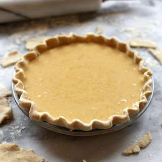 Apricot Buttermilk Pie