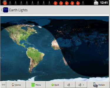 Earth Lights screenshot 0