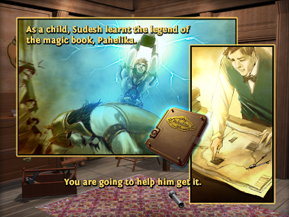 Pahelika: Free Hidden Object- screenshot thumbnail