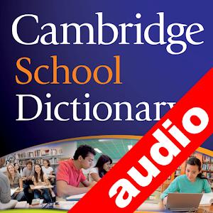 Audio Cambridge School TR 書籍 LOGO-玩APPs