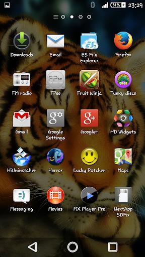 【免費個人化App】Silent Beast - Theme By Arjun-APP點子